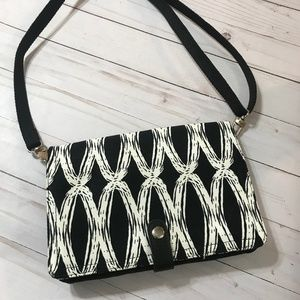 Thirty One Double Up Cross body purse NWOT